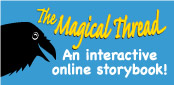 The Magical Thread: An Interactive Online Storybook logo